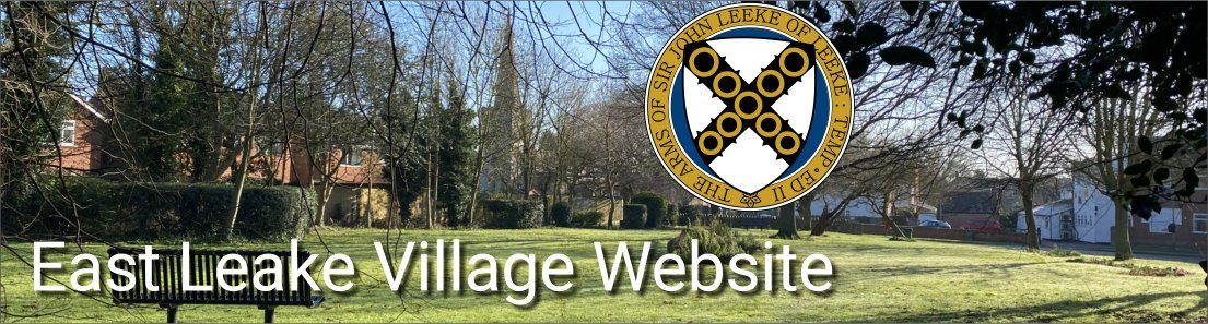 East Leake Village Website